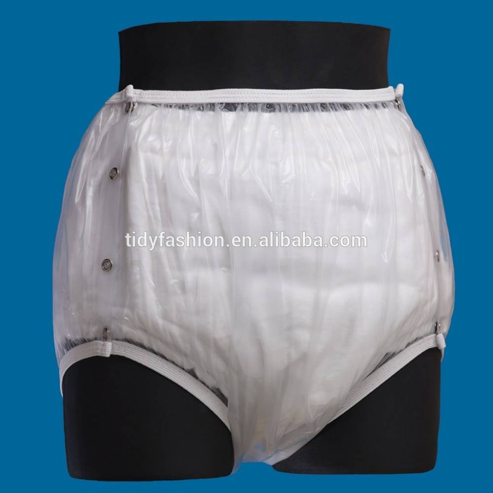 Waterproof Baby Diaper Plastic Pants