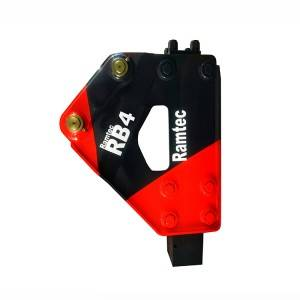 Factory Cheap Hot Breaker Excavator - Side Type Breaker RB4 – Ramtec