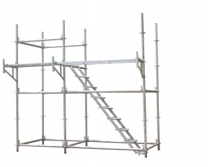 Wholesale Steel Galvanized Layher Allround Scaffolding Ringlock System Scaffold