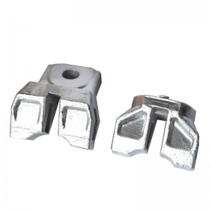 Wedge Clamp Coupler HDG Galvanizing for Ringlock Scaffolding, Scaffolding Accessories,