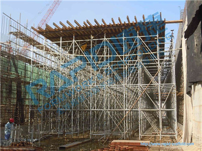 Nanjing Lukou International Airport Shoring Projects