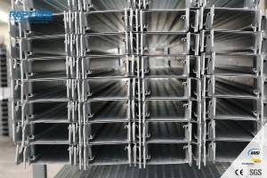 Hot Dip Galvanized Steel Plank