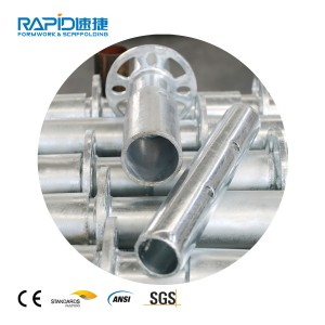 Rapid Safety Steel Ringlock Scaffolding System