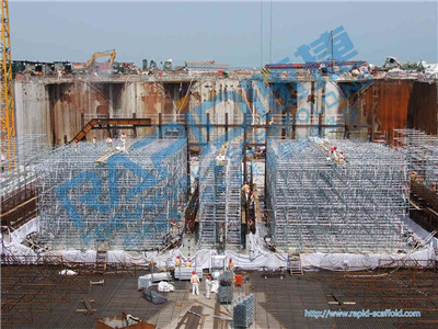 Shoring System And Formwork Of Hong Kong- Zhuhai-Macau Bridge