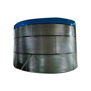 GALVANIZED COAMING FISH TANK