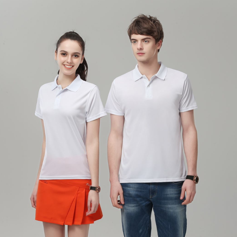 Wholesale Custom Logo Print Quick Dry Polo Shirt Featured Image