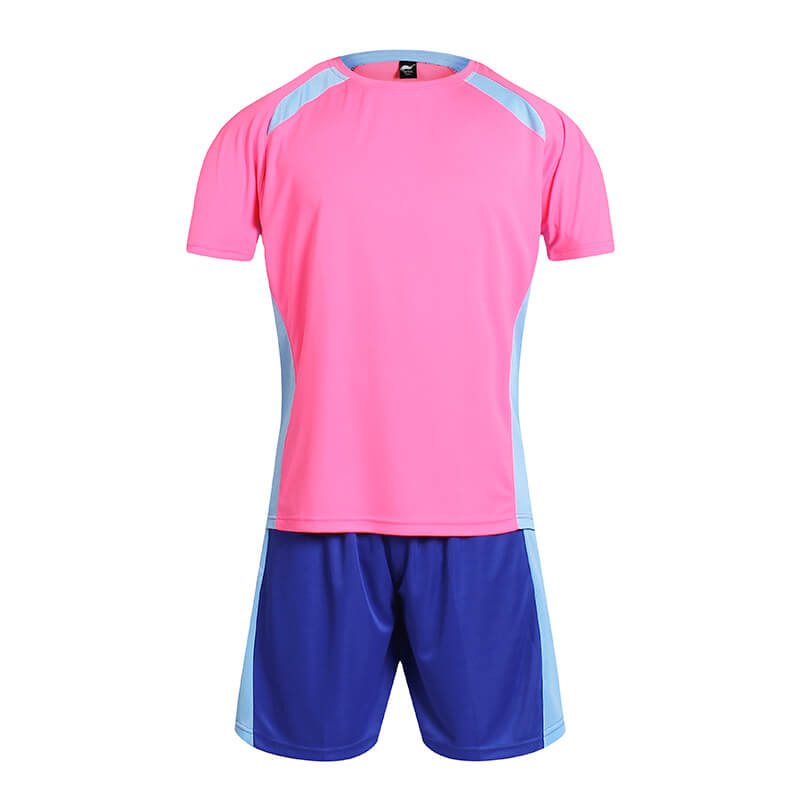 Best quality wholesale sports sublimation team custom football uniform soccer jersey set soccer wear Featured Image