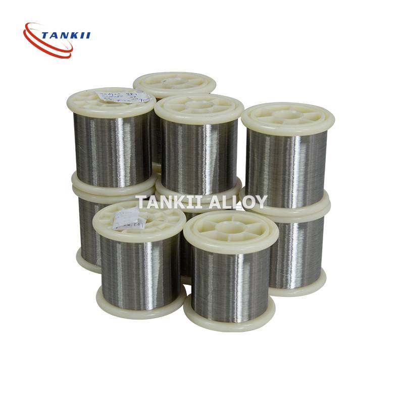 Copper Nickel CuNi30 Heating Resistance Wire Alloy Wire