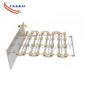 Manufacturer for Single Strand Coils - Ceramic/air Open coil heaters/heating element with NiCr8020 heating wire – TANKII
