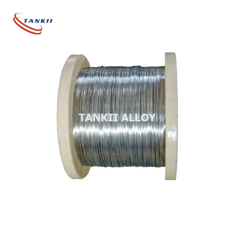 Hot electric high resistance wire Fe-Cr-Al FCHW1 wire