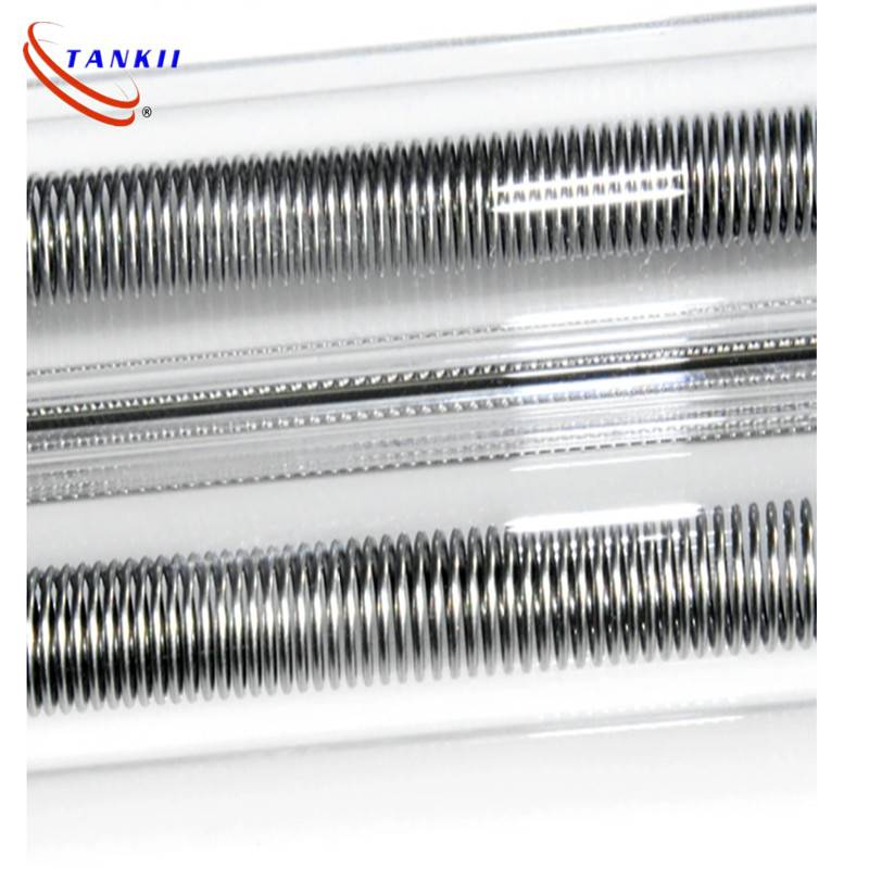 Quartz Infrared Heating Element for Refrigerator