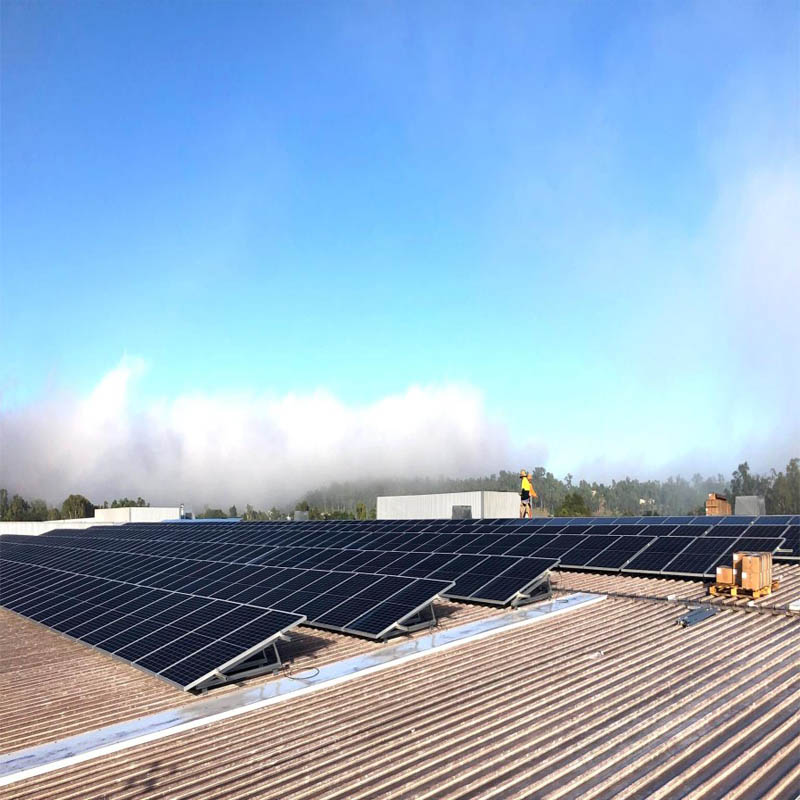 303KW SOLAR PROJECT IN QUEENSLAND AUSTRALIA