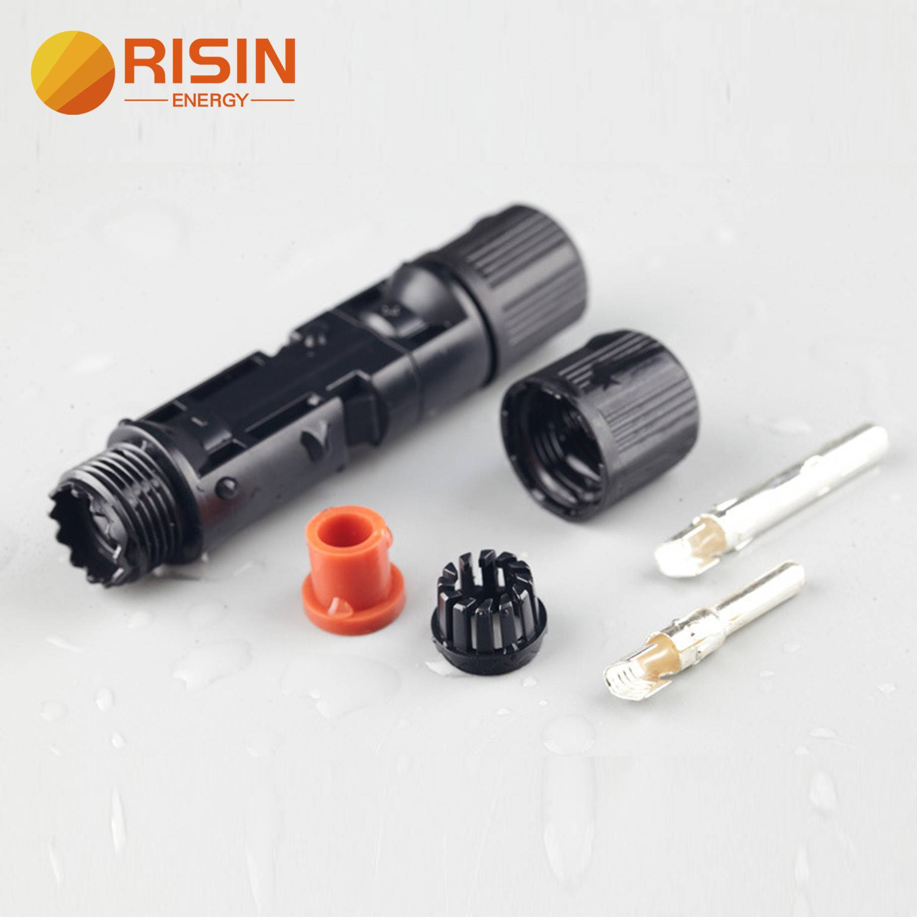 Solar Panel Connector MC4 With DC 1000V TUV Approved