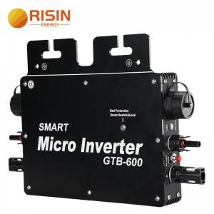 Solar Micro Inverter for Solar System MPPT 60HZ 600W Inverter