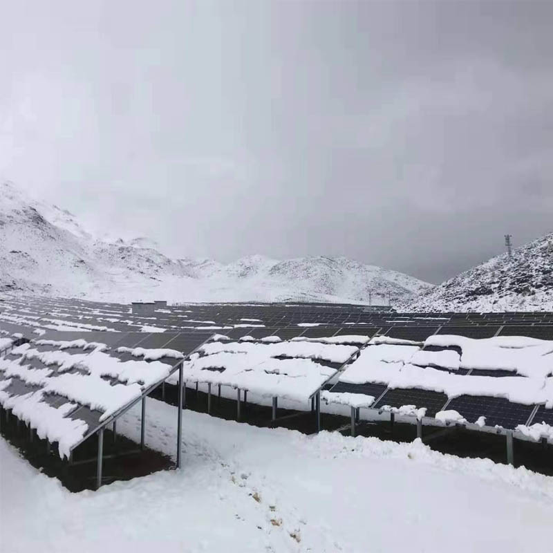 6MW ON GRID SOLAR POWER STATION IN BITLIS TURKEY