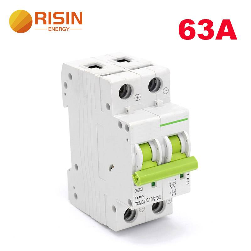 Risin Tell You How to Replace a dc Circuit Breaker