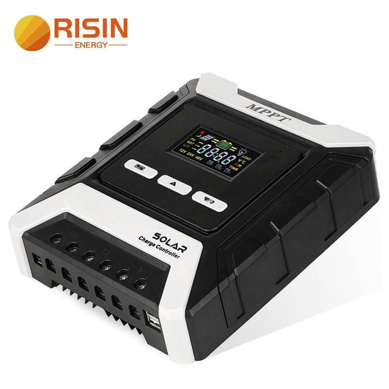 30A 40A 50A 60A 12V 48V Intelligent MPPT Solar Charge Controller
