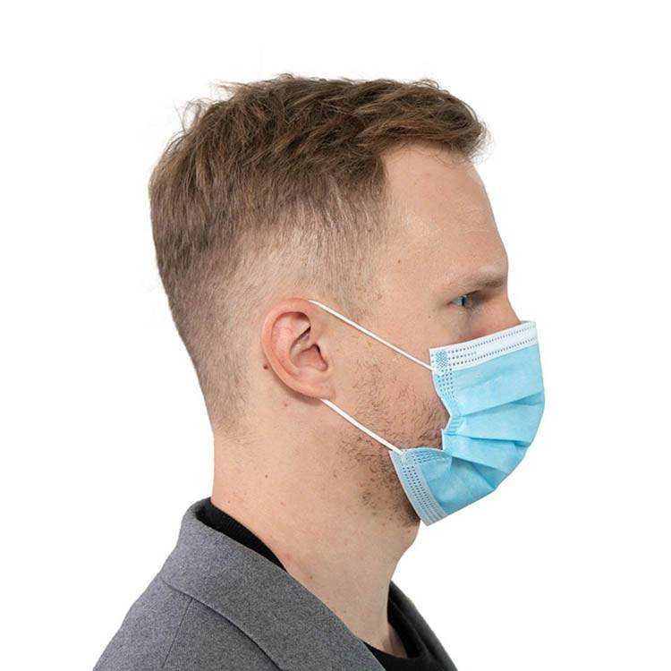 Daily Protection Non-medical UV Light Sterile Disposable Face Mask