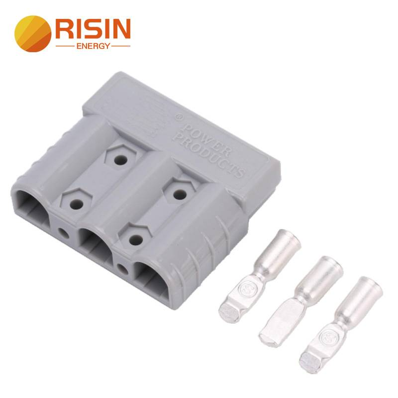 3 Pole Triphase Anderson Power Battery Plug Car Power Battery Connector SB50A