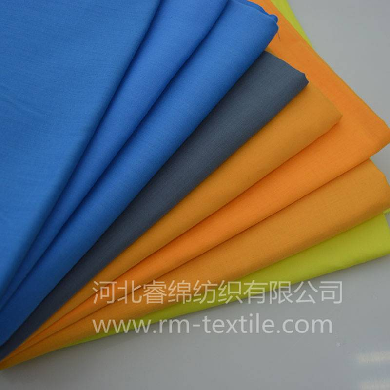 20% cotton 80% polyester pocketing  fabric