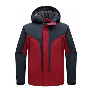 Ski jacket professional high quality windproof and reliable