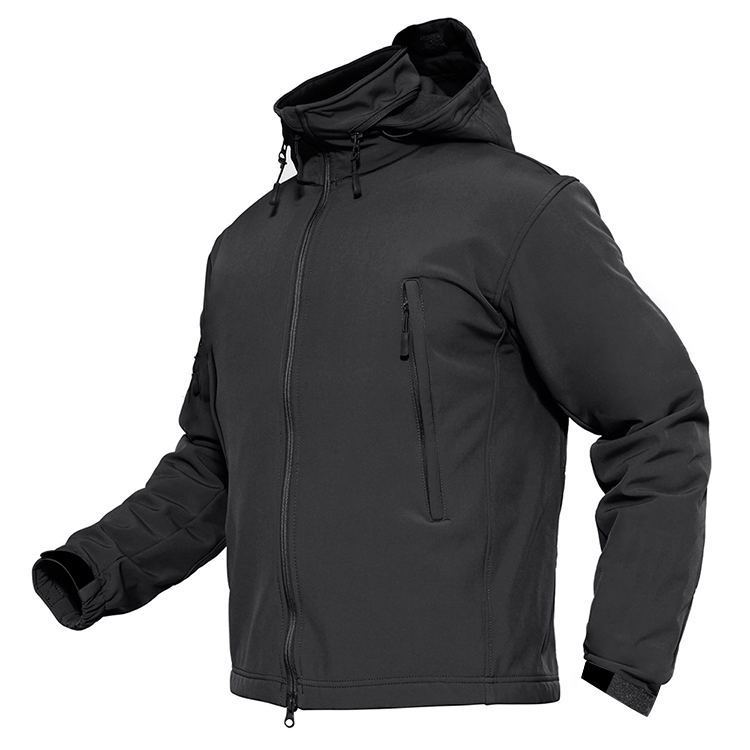 Outdoor mens windproof jacket professional high quality Featured Image