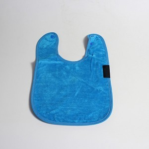 Convenient bib can be antibacterial and easy to clean