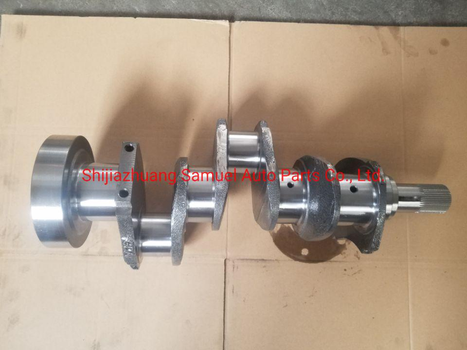 Engine Casting Crankshaft for  Perkins135 with Oem Number 31312730 for factory price Featured Image