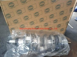 Engine Casting Crankshaft for  Perkins135 with Oem Number 31312730 for factory price
