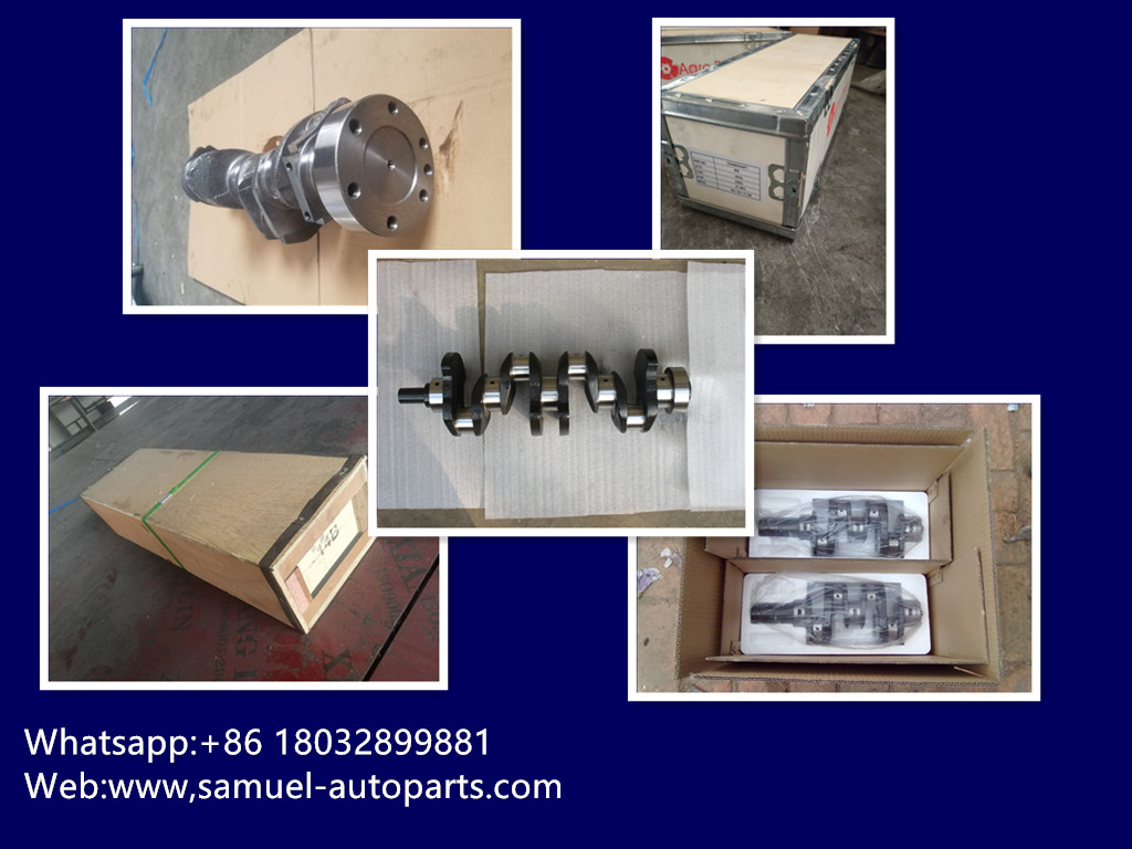 Manufacturer for China High Quality Custom Alloy Steel Engine Crank Transmission Spline Shaft Custom Made