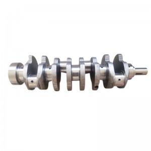 Strong and durable car crankshaft for Isuzu4JJ1