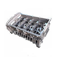 Automotive cylinder head