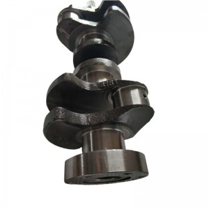 High-quality car crankshaft is suitable for Renault1.9F8T