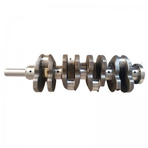 Quality car crankshaft for Toyota3RZ