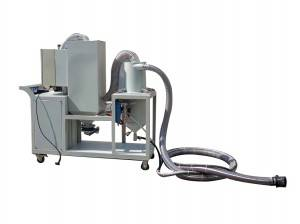 Dustless Abrasive Cycle Sandblasting Equipment for Blasting Road/ Bridge/Sheet