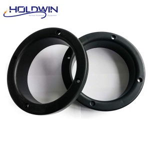 HOLDWIN Black plastic O rings for sandblaster cabinet sandblast machine parts