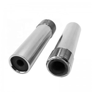 Tungsten Carbide Sandblast nozzle High PressureVenturi  Fine thread