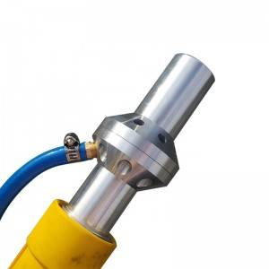 Boron Carbide Water sandblasting Gun Sandblaster Nozzle with Nylon Nozzle Holder Dustless working