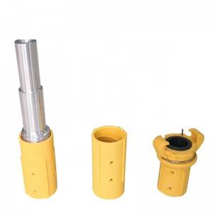 Sandblaster Parts Nylon Hose Quick Couplings and Holder for Blasting Nozzles