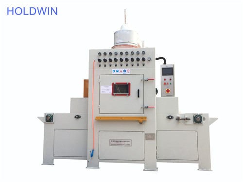 Advantages of liquid sand blasting machine