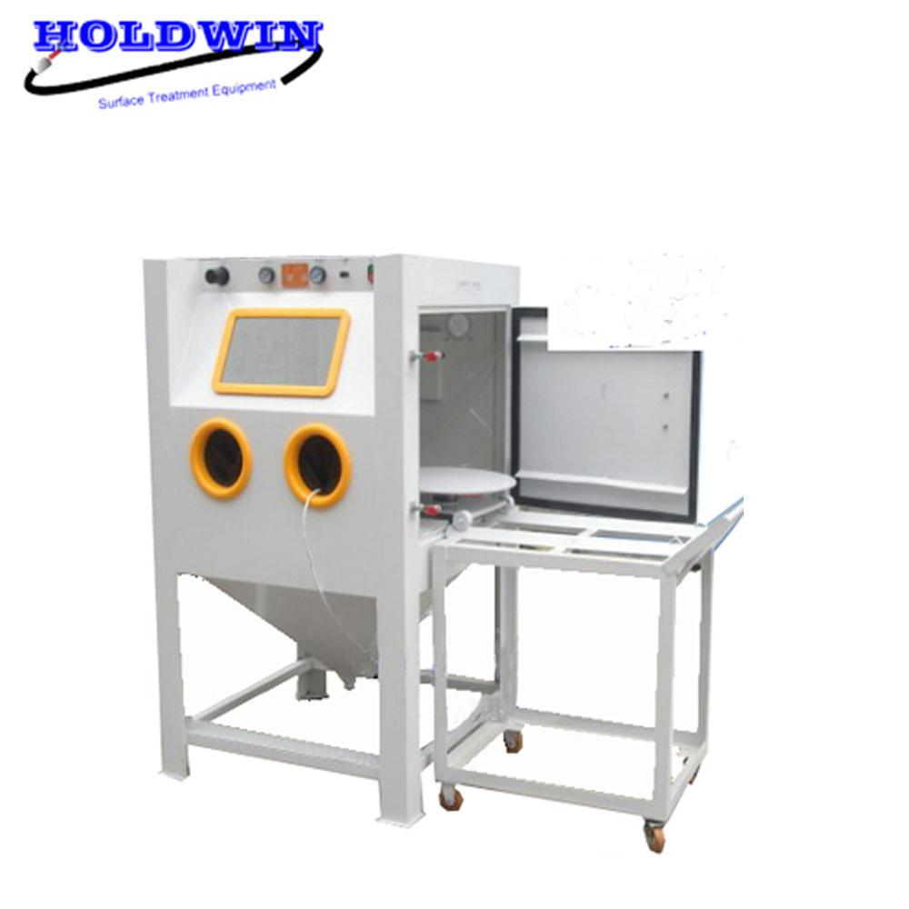 Holdwin Sandblasting Machine 1212EA Residue Machine Sandblaster Equipment