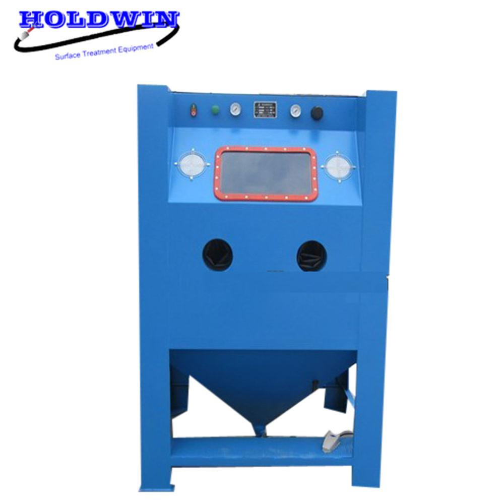 Holdwin CE Sandblast Machine Surface treatment sand blasting Cabinet HST6050A