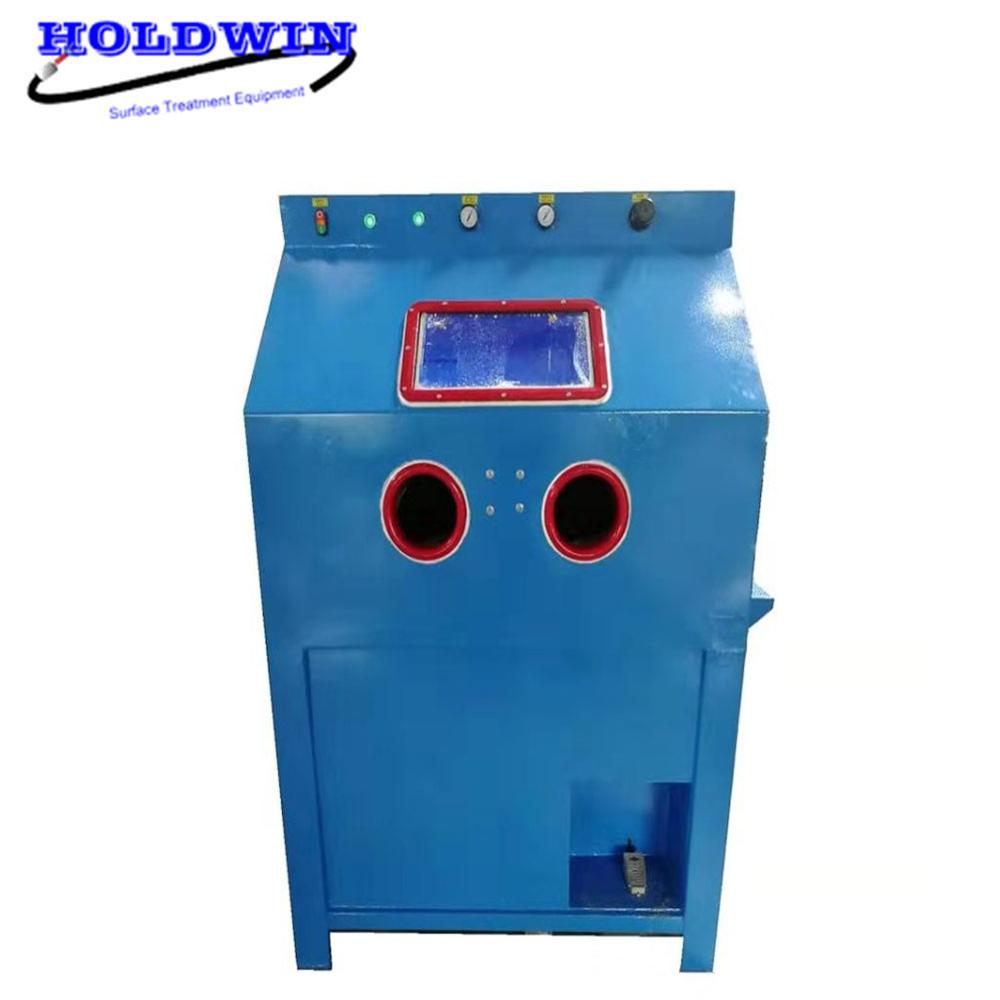 popular wet sandblasting machine with pump