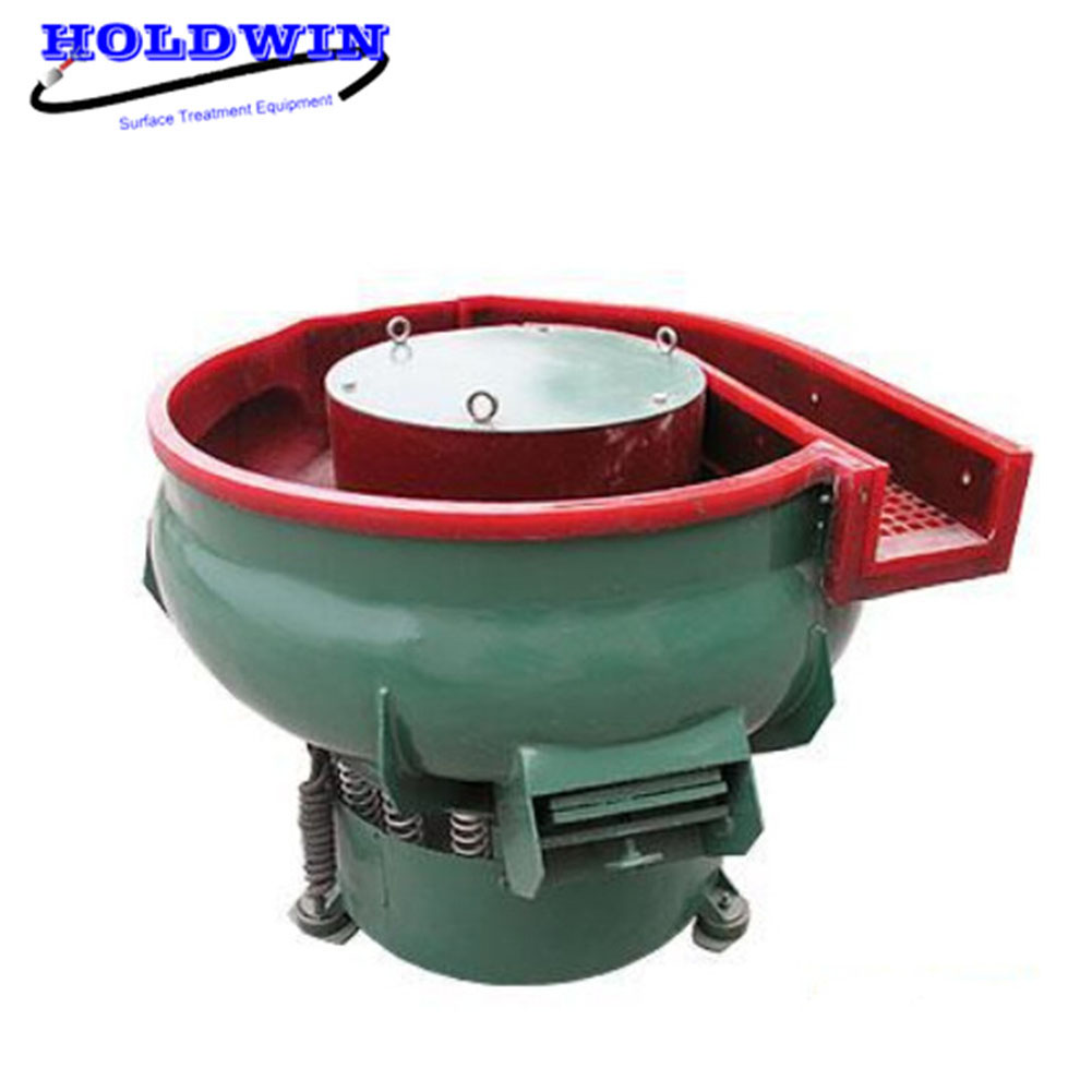 Vibratory polishing bowl feeder 400L