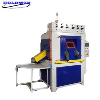 2021 New type Automatic drum type sandblasting machinery Featured Image
