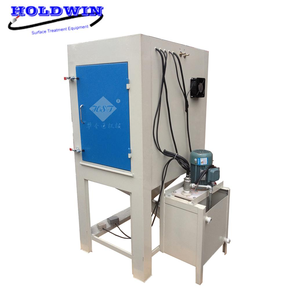 Holdwin CE 9080w Water Sandblasting Cabinet Dustless Sandblaster  Machine Wet Soda Blaster Chamber Featured Image