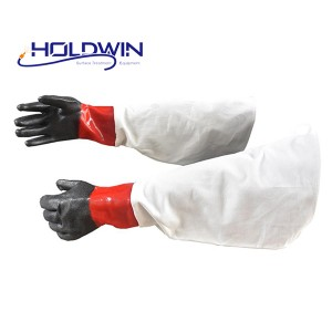 Sandblasting  machine parts Breathable Comfortable Wear-Resisting Sandblasting Machine Accessories