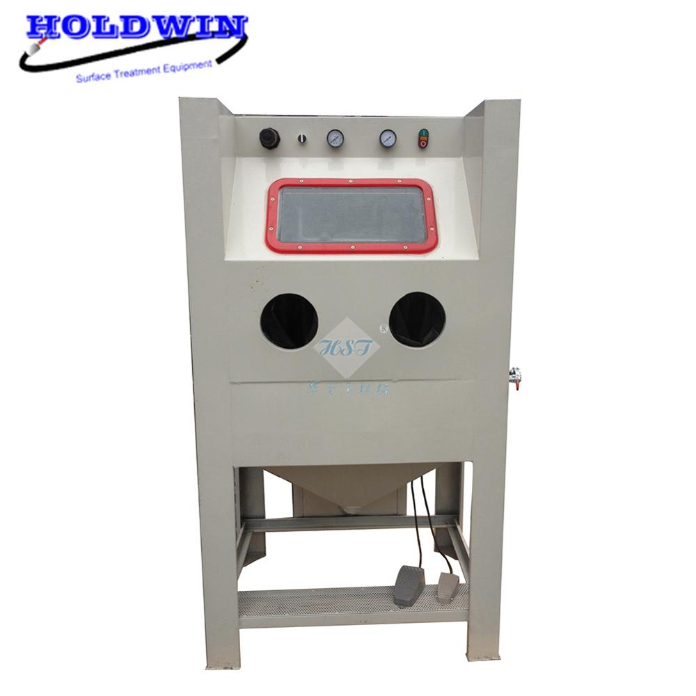 Plastic blast machine wet sandblast machine 9070w