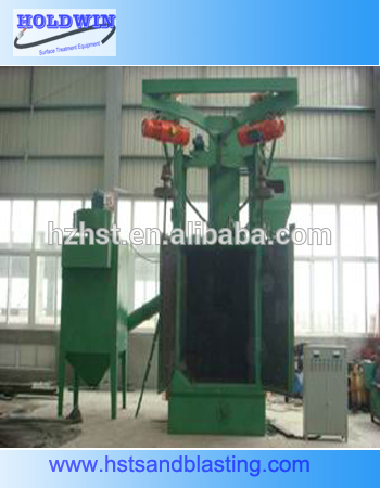Good Quality Shot Blasting Equipment - Hook type shot blasting machine – Instant Clean