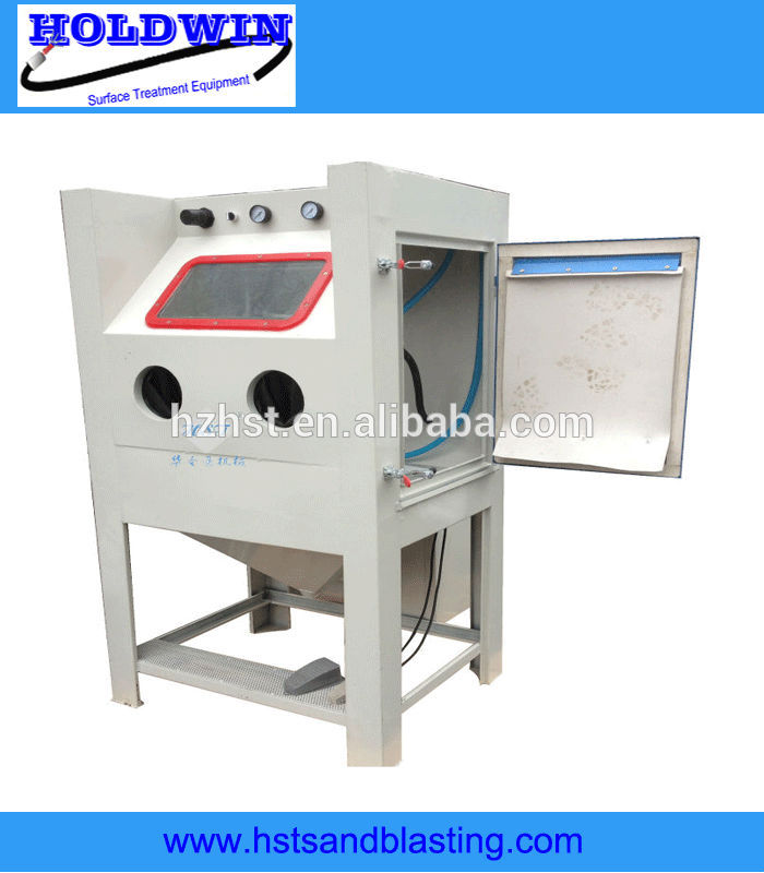 vapour blasting equipment wet sand blasting